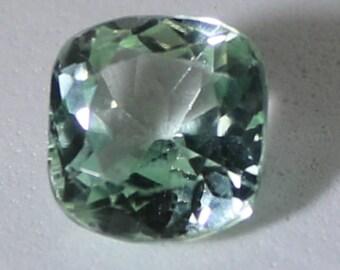 Green Kunzite or spodumene 5.00ct