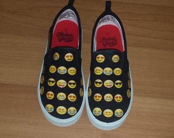 emoji shoes