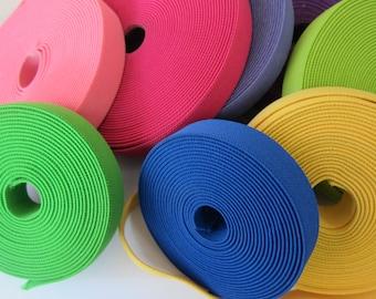Elastic waistband, elastic by the yard, waistband elastic, elastic band