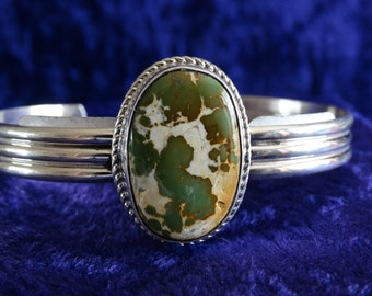 Sterling Silver Native American Made Bracelet