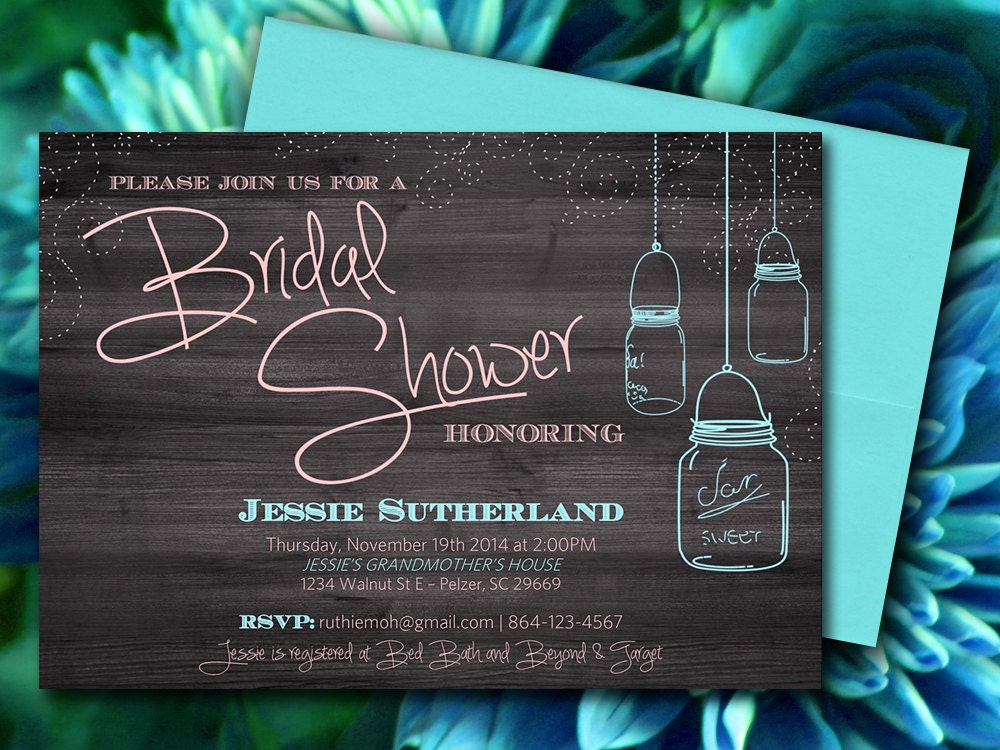 rustic great bridal make perfect invitation template wedding as to shower vistaprint invitations