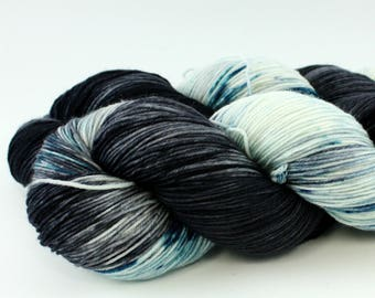 Black & Blue Beefcake Sock