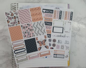 Butterfly Kisses Weekly Kit