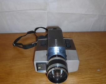 Kodak XL55 Movie Camera with strap 1960s