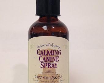 Calming Canine Essential Oil Spray