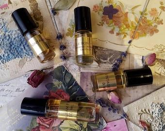 Amber Accord Botancial Perfume Oil. 5 ML