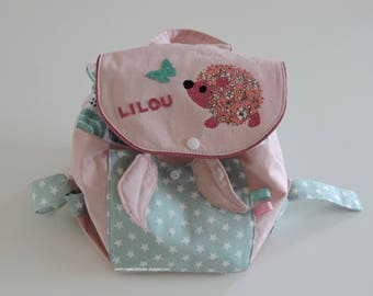 Children & babies, personalized backpack