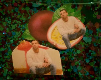 Drake Passionfruit and Cheesecake Sticker Pack