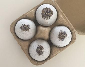Lavender Bath Bomb Gift Set