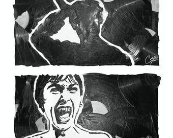 Psycho Print (2-set piece)