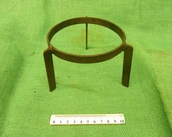 roman trivet carlingwark lock find living history reenactment use