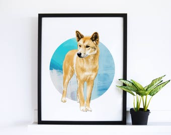 The Dingo // Abstract Collection