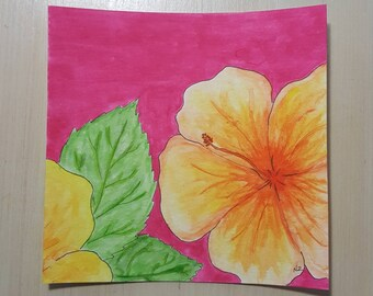 5x5 Assorted Watercolor