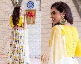 Indian maxi dress