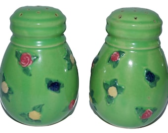 1940s Salt Pepper Shakers