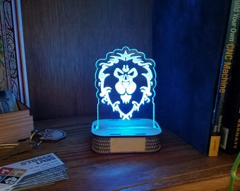 Alliance LED Sign