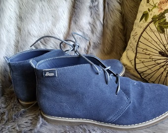 Blue Crush- Oxford Shoes