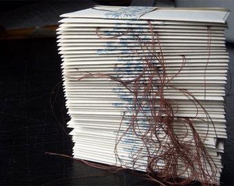 Untitled five (go - hiding, go) - Chapbook / Zine / Little Book / Handmade