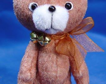 Peng anime style teddy bear e-pattern