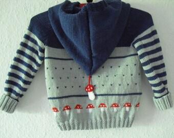 Baby jacket, Jacket