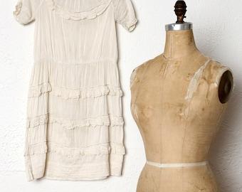 Antique Child's Cotton Dress