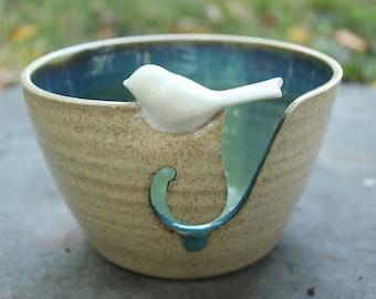 Basic Birdie Yarn Bowl, Birdie Yarn Bowl, Yarn Bowl