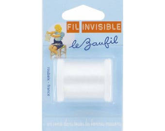 Sewing thread invisible reel 100 m