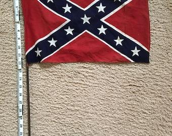 Civil War Flag Pendant