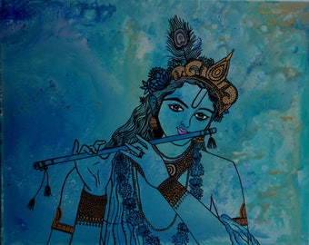 Krishna The darling of vrindavan