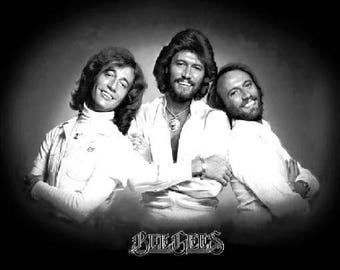 Bee Gees photo 1970's