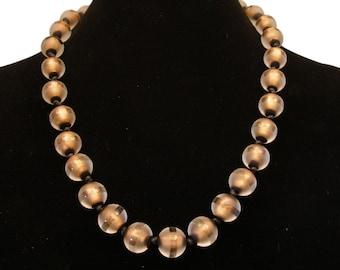 Murano glass necklace, Venetian jewel