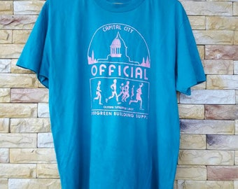 Vintage olympia tumwater lacey official large size shirt