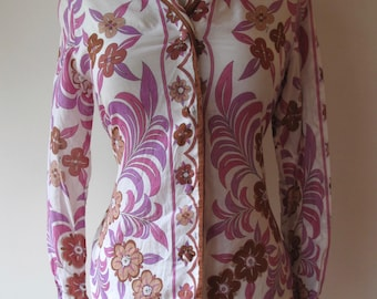 1970s Pucci Blouse