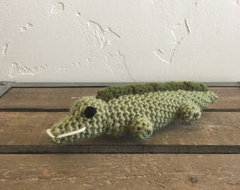 Amigurumi Alligator