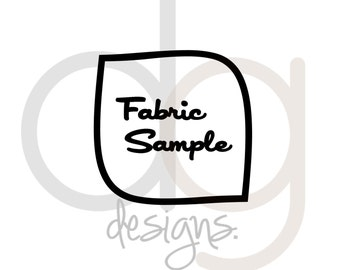 fabric swatch - fabric sample