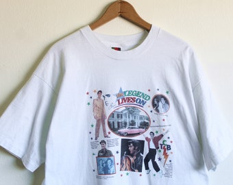 XLARGE Vintage 1997 ELVIS T-Shirt