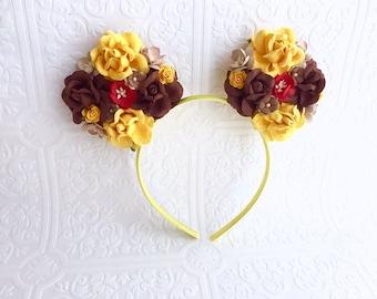 The Autumn or Woody Minnie Garden Goddess Ears