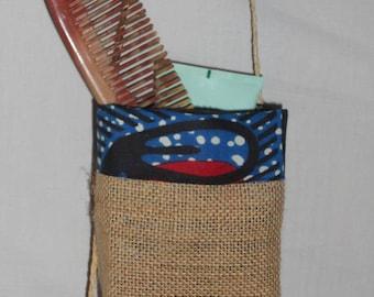 Baskets hanging Organizer wax 13005