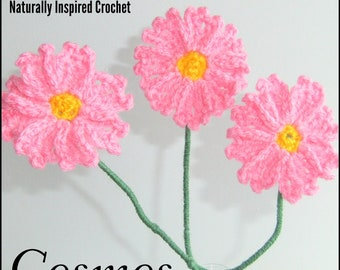 Cosmos Crochet Pattern PDF