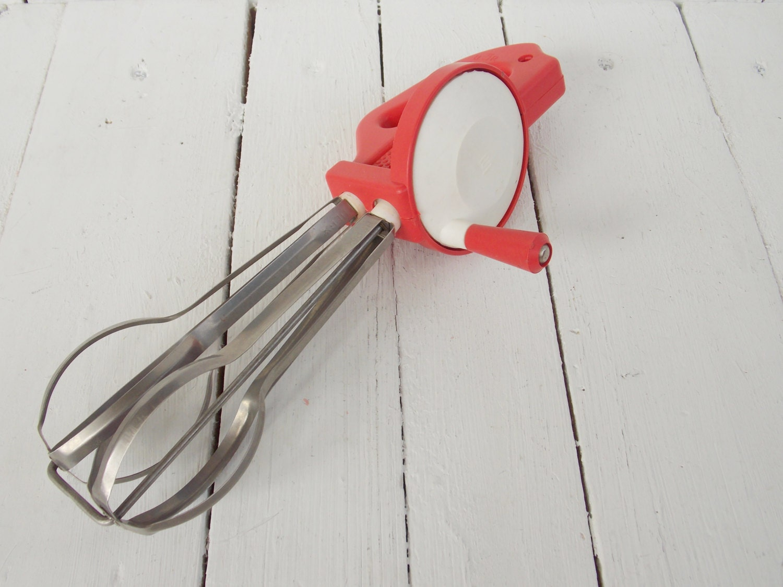 Retro Küche Mischer USSR Kochen Versorgung Hand Kurbel Mischer