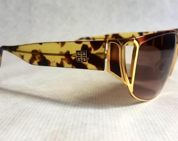 Givenchy 158 BRN Vintage Sunglasses - New Unworn Deadstock