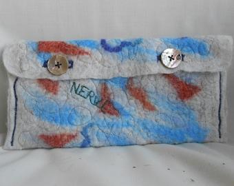 Nerve-y envelope clutch