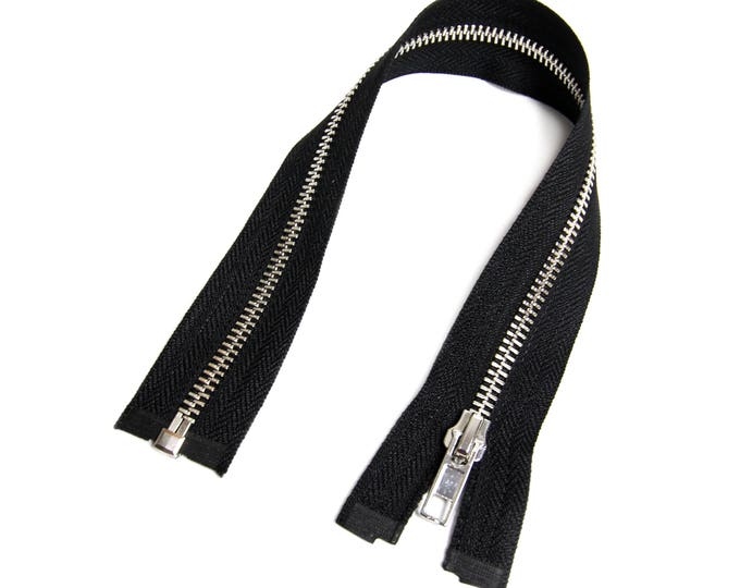 how to fix jacket zipper end