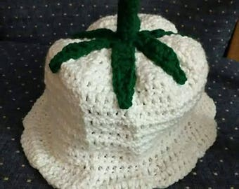 Speh Crocheted Children's Bell Flower Hat