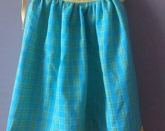 summer dress for girls,green summer dress,