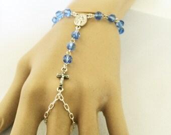 Rosary Slave Bracelet