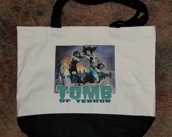 Sale! TOMB Tote (Large)