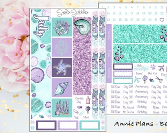 July Montly Kit - Annie Plans - B6 TN