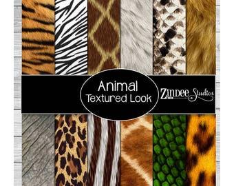 Animal print Pattern Vinyl HEAT TRANSFER vinyl or ADHESIVE vinyl