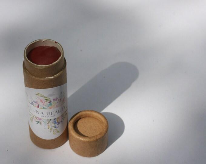 Featured listing image: Lip colour: zero waste and vegan lipstick